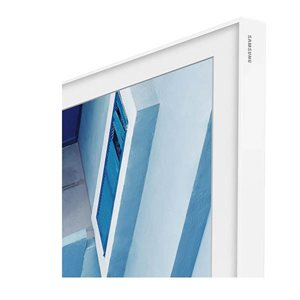 "Samsung 55"" Customizable Frame for 2020 Frame TV (white)"