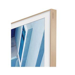 "Samsung 65"" Customizable Frame for 2020 Frame TV (beige)"