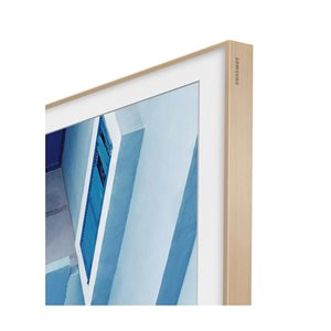 "Samsung 75"" Customizable Frame for 2020 Frame TV (beige)"