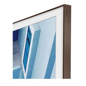 "Samsung 75"" Customizable Frame for 2020 Frame TV (brown)"