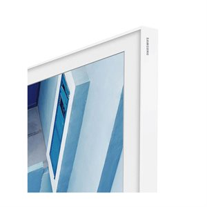 "Samsung 75"" Customizable Frame for 2020 Frame TV (white)"