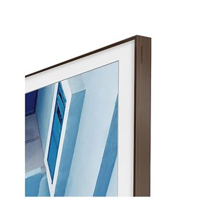 "Samsung 43"" Customizable Frame for Frame TV (brown)"