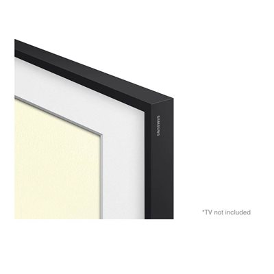 "Samsung 49"" Customizable Frame for Frame TV (black)"