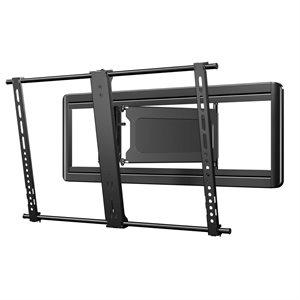 """Sanus Super Slim Full-Motion Mount For 40"""" - 80"""" flat-panel TVs up 125 lbs"""