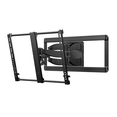 """Sanus Full-Motion+ Mount For 46"""" - 90"""" flat-panel TVs up 150 lbs."""