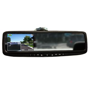 "EchoMaster 4.3"" Rear Camera Display with DVR"