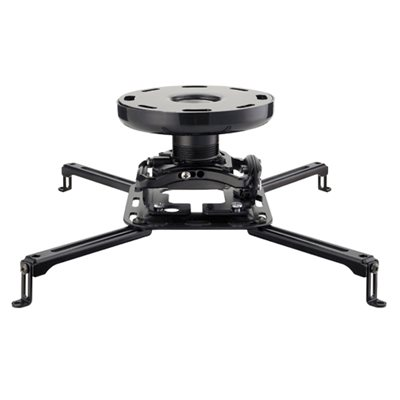 Sanus VisionMount Tilt and Swivel Projector Mount (black)