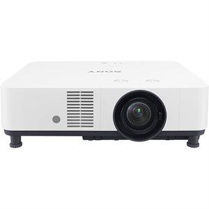 Sony Pro WUXGA 3LCD 6,000 Lumens Laser Projector (white)