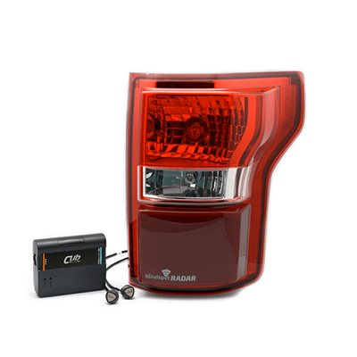CUB 2015-2017 Ford F-150 Tail Lamp Integrated BSD 2