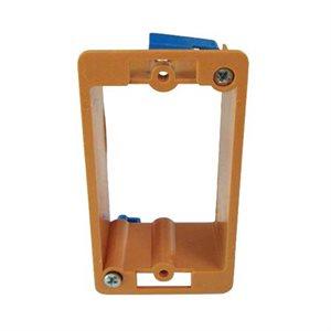 ASKA Plastic 1-Gang Wall Mounting Box