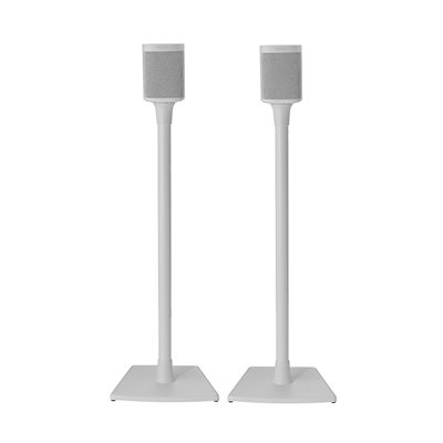 Sanus Sonos ONE / PLAY:1 / PLAY:3 Speaker Stands (white, pair)
