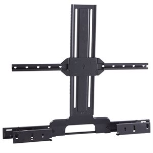 Sanus Soundbar TV Mount Designed for Sonos Arc Sound bar (black)