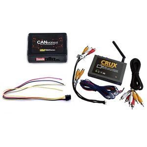 Crux 2013+ Cadillac / Chevrolet / GM Wi-Fi Connect / AV Int Kit