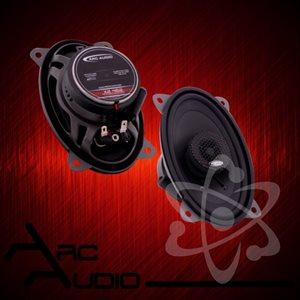 "Arc Audio 4""x6"" Coaxial Speakers"