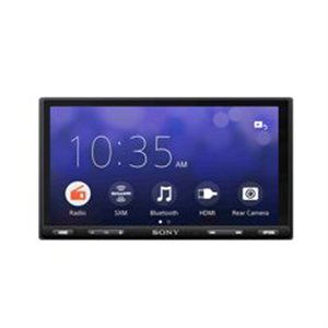 "Sony 6.95"" Apple CarPlay / Android Auto Media Receiver w / HDMI"