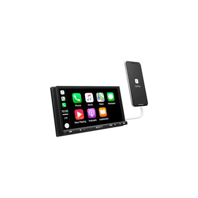 "Sony 7"" High-Power CarPlay / Android Mechless A / V Center 5V"
