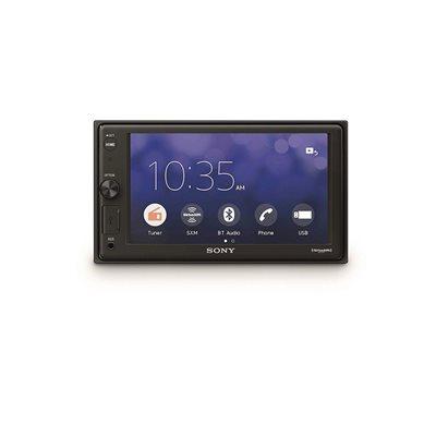"""Sony 6.2"""" Mechless, BT, USB , 3 PRE 2V, EQ10, ExtraBa"""