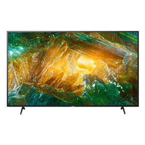 """Sony 65"""" 4K Smart Android Ultra HDTV with HDR"""
