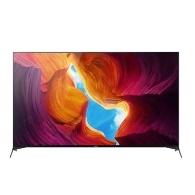 """Sony 75"""" 4K Smart Android Ultra HDTV w / HDR & X1 Ultimate Processor"""