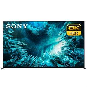"Sony 85"" 8K HDR TV w /  X1 Ultimate Processor, Full Array & Acoustic Multi Audio"