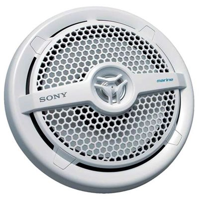 "Sony Marine 6.5"" 2-Way Speakers (white, pair)"