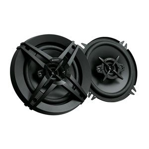 "Sony 5.25"" 4-Way 35W RMS Speakers (pair)"