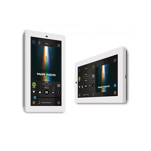 Russound Wall Mounted Color Touchscreen Controller (white)
