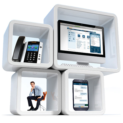 RingCentral complete cloud based phone system