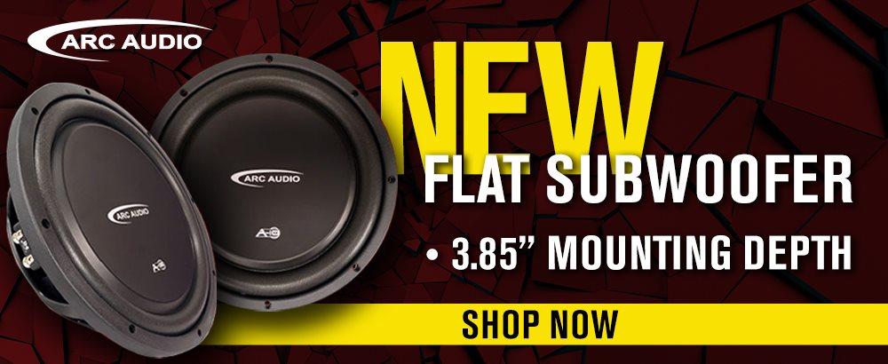ARC Audio New Flat Subs